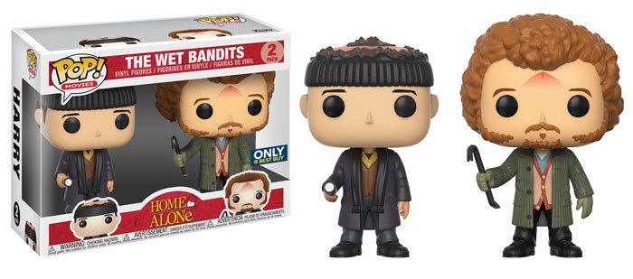 HOME ALONE Funko POPs are Coming Just in Time for the Holidays | Nerdist
