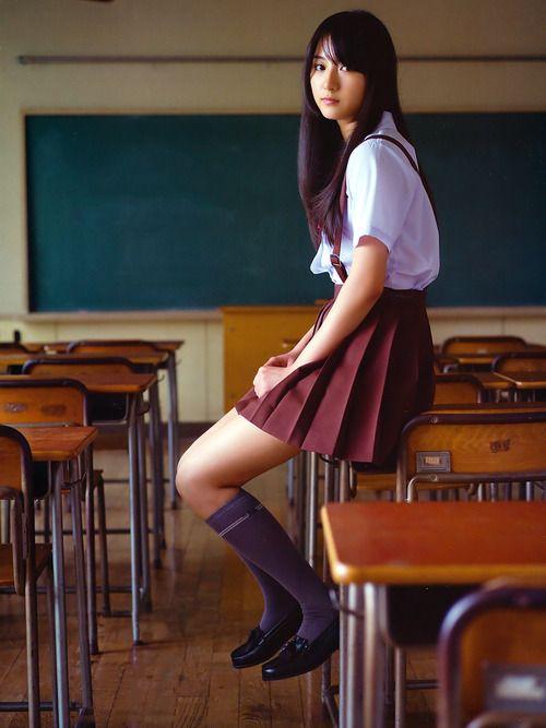 Naked Japanese School Teacher