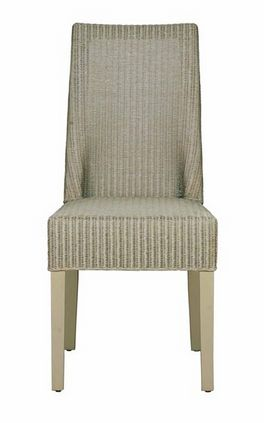 Lloyd Loom Dining Chair Sable - £293.00 - Hicks and Hicks