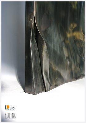 #Metal. Treatments: #Bronze, Oxidized Bronze, #Copper, Oxidized Copper, #Brass, Oxidized Brass, #Iridium, #Titanium, #Tin, Forged #Iron, #Cor-ten Steel.