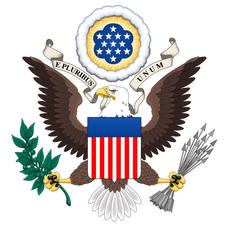 Amerikai Egyesült Államok címere  (foto by Michelle Corbelli)