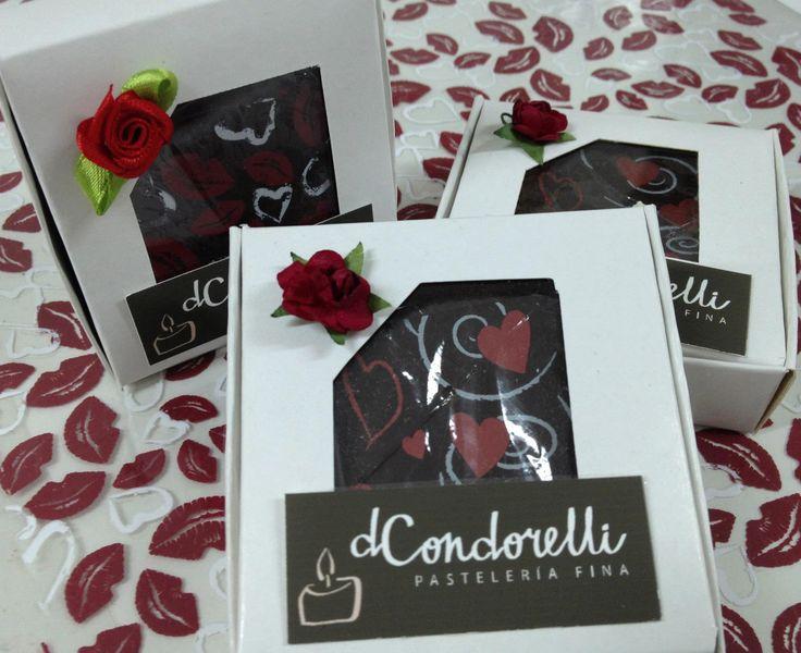 Alfajores Artesanales, especiales para regalo, de Pastelería dCondorelli - www.dcondorelli.cl - Santiago, Chile