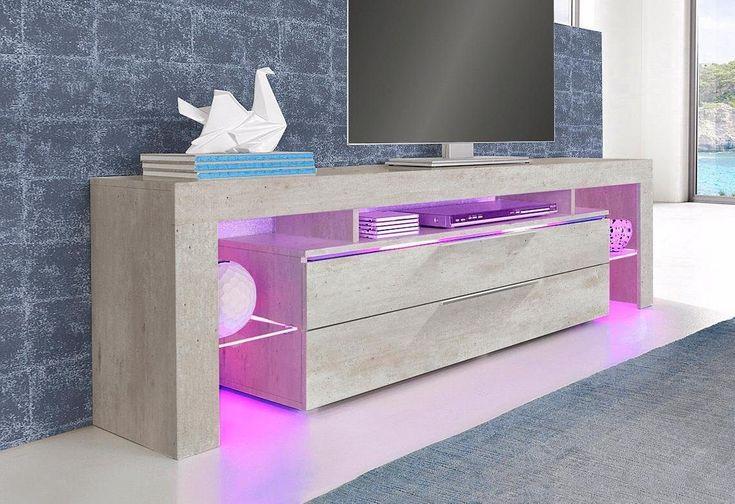 Die besten 25+ Lowboard grau Ideen auf Pinterest Tv wand - wohnzimmer grau magenta