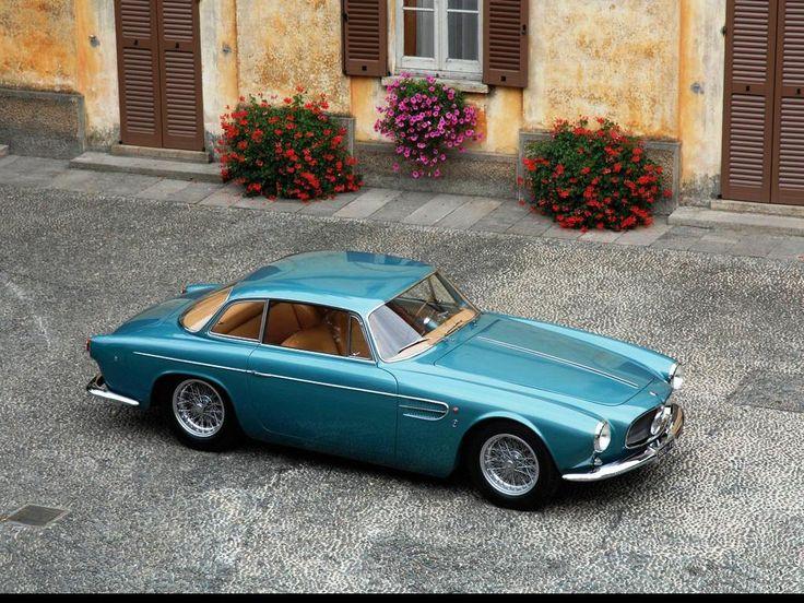 Maserati A6G 2000 Coupé, 1956