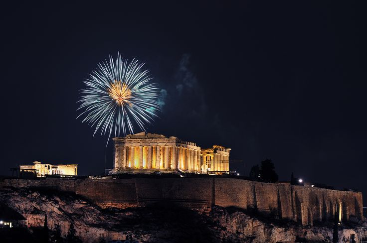 http://bluetravelstories.com/why-fireworks-look-better-in-greece/