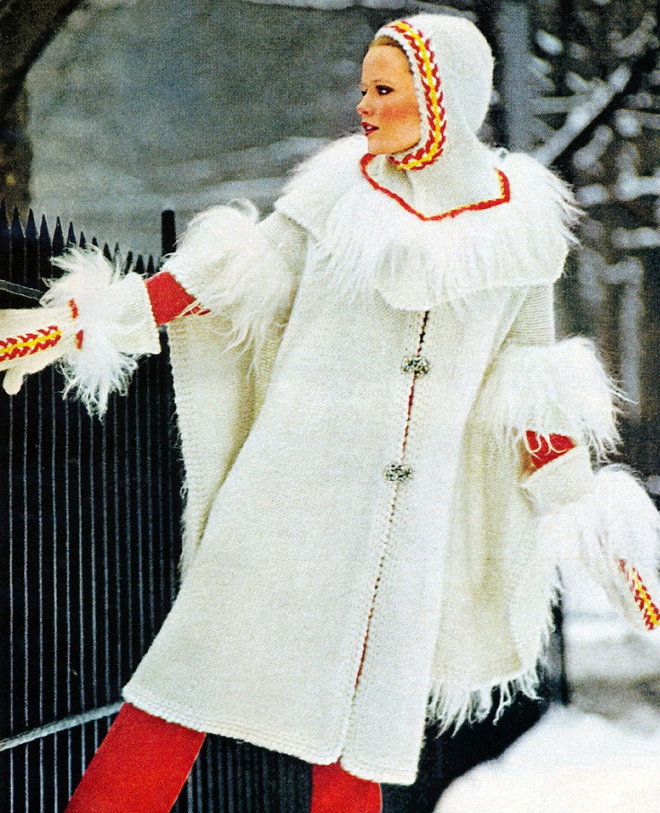 17 Best images about Vintage knitting patterns -winter and Christmas. on Pint...