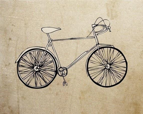 Grunge Bicycle