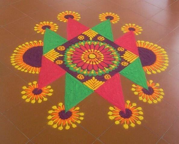 3D Kolam Designs