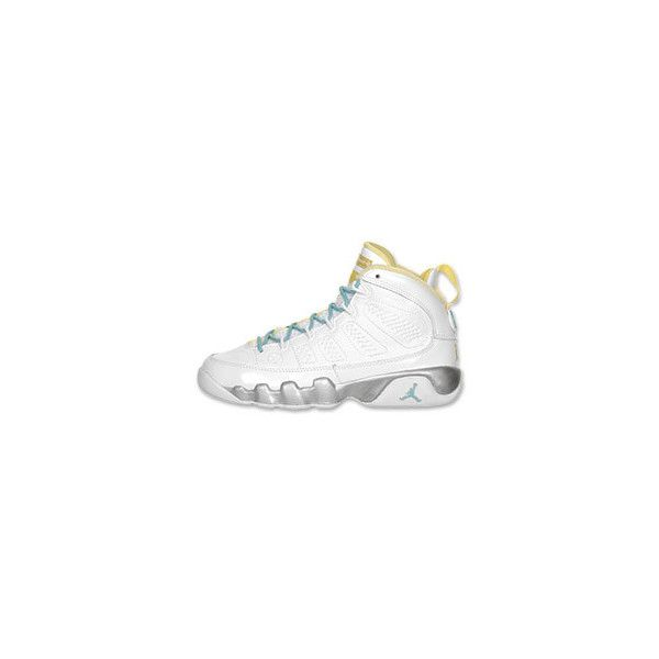 Air Jordan Retro 9 Kids' Basketball Shoe ($56) ❤ liked on Polyvore featuring shoes, jordans and kids