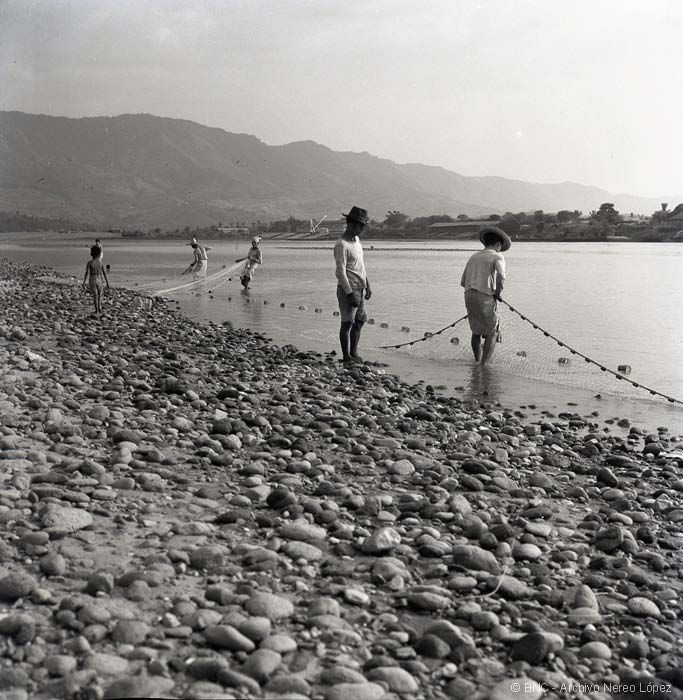 Río Magdalena 1950s Nereo Lopez
