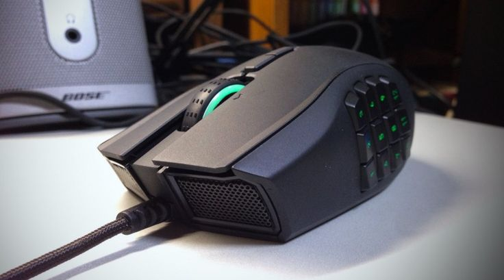Razer Naga is maybe the best MMO Gaming mouse. You can check it out from: http://gamingmiceplanet.com/razer-naga-mmo-pc-gaming-mouse-razer-naga-mouse-review