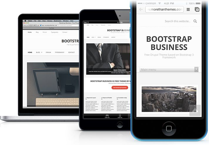 Bootstrap Business | Drupal.org