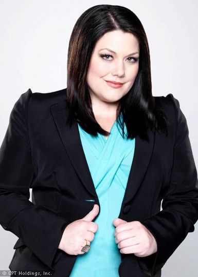 Beautiful and talented Brooke Elliot from Drop Dead Diva. Yes, I watch this show. I seriously crush on her. Please don't mock me. :)