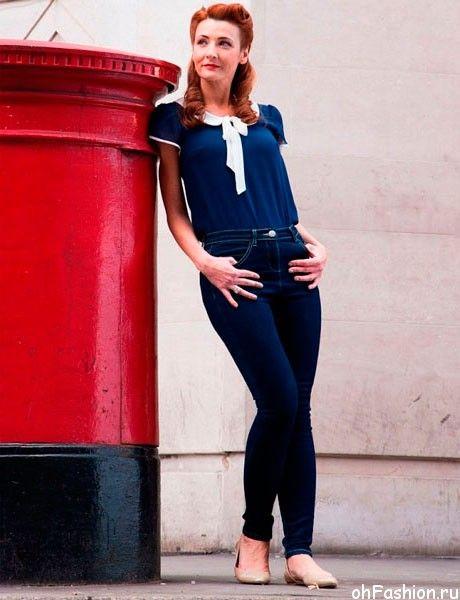 7 вещей которые никогда не выйдут из моды - Облегающие джинсы