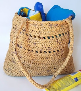 Plarn Bag Idea