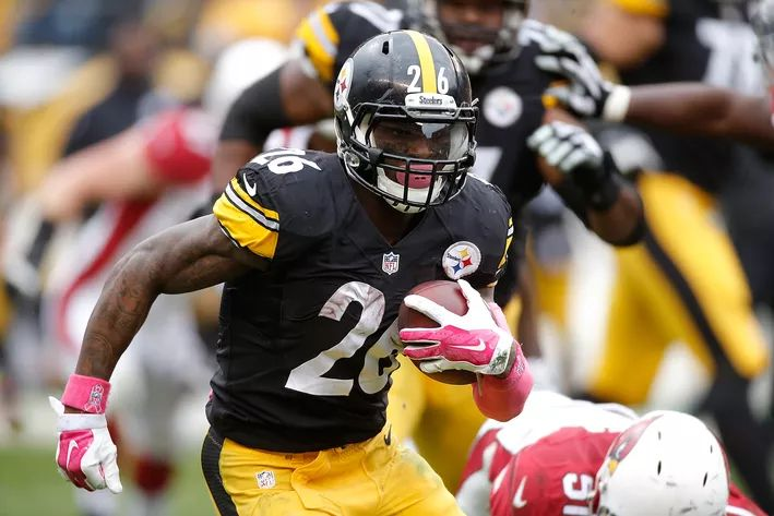 ESPN Insiders select Pittsburgh Steelers Le'Veon Bell as the best RB in the NFL...way to go Bell !