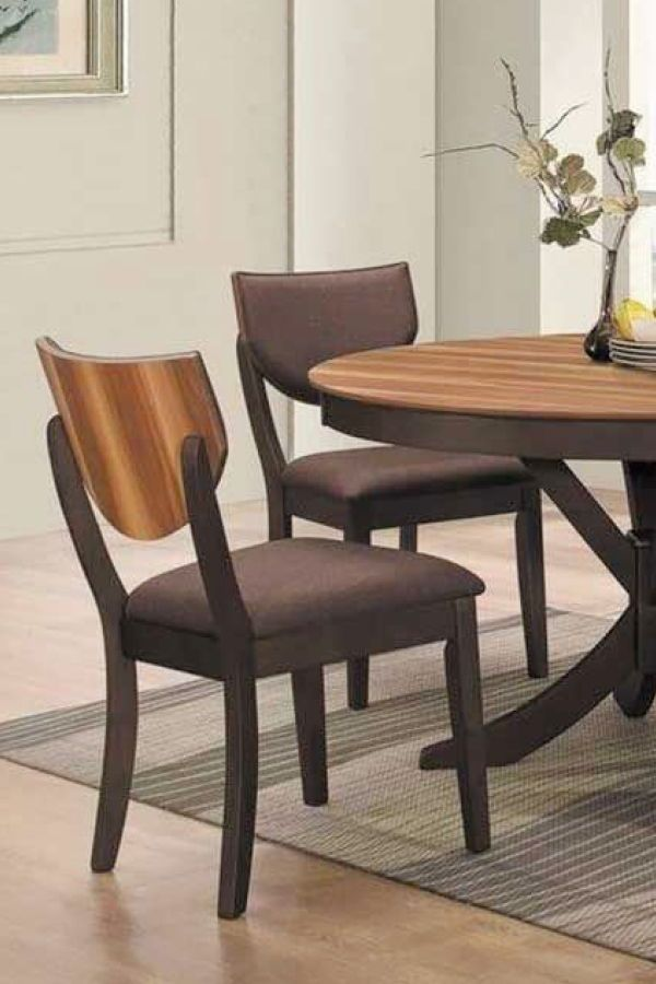 Complete 53 Round Dining Set Round Dining Set Dining Set Dining