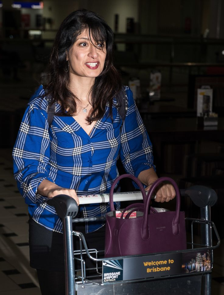 'I'm A Celebrity': Shappi Khorsandi And Stanley Johnson Set For Tense First Meeting After She Slams His Son Boris