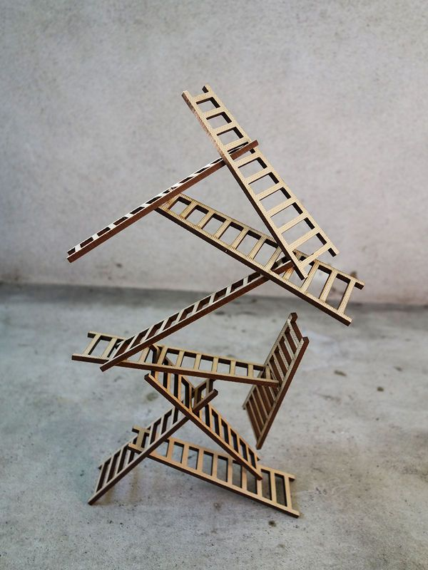 Ladder Game by Ludus Ludi