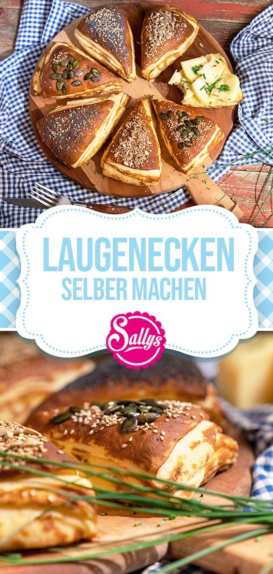LAUGENECKEN SELBER MACHEN / Sallys Welt