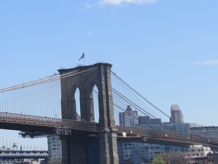 passeio de barco em nova iorque - conhecendo a ponte do brooklyn