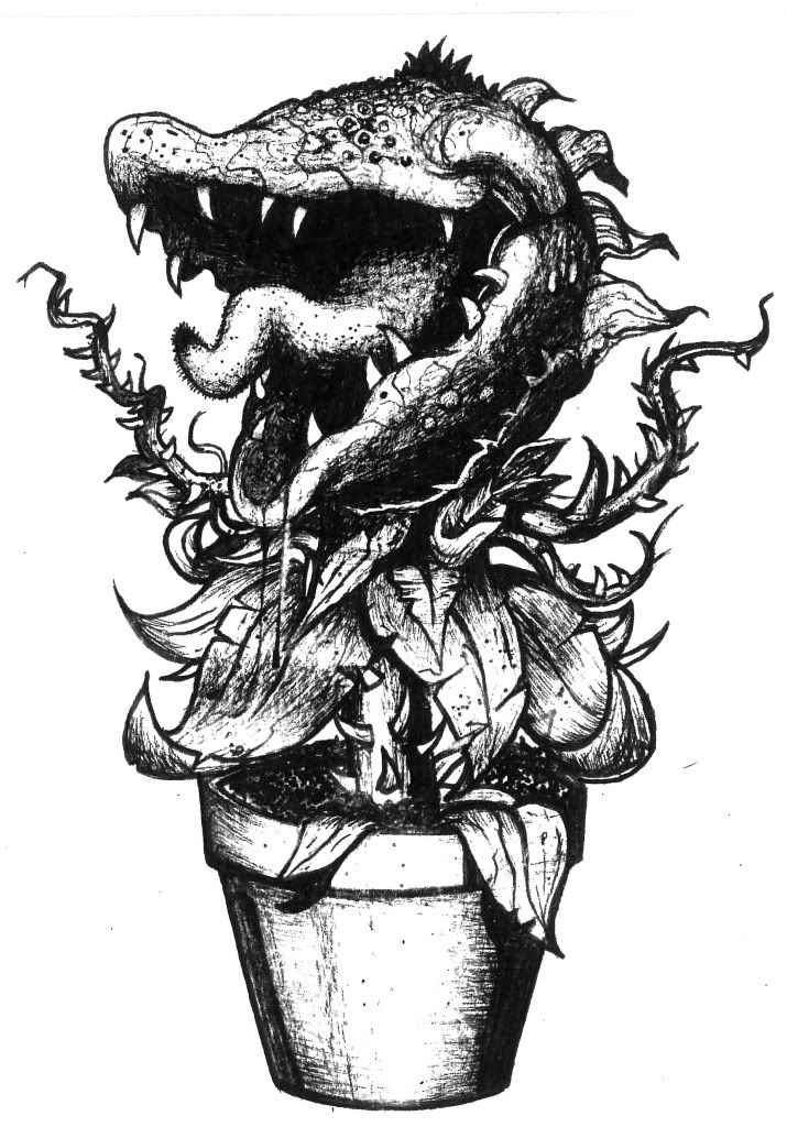 scary tattoos coloring pages - photo#23