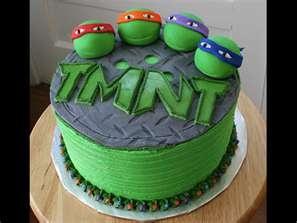 Teenage Mutant Ninja Turtles cake [pic] | Global Geek News