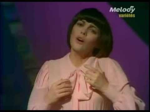 ▶ Mireille Mathieu - Deux Petits Chaussons De Satin Blanc (1974) - YouTube