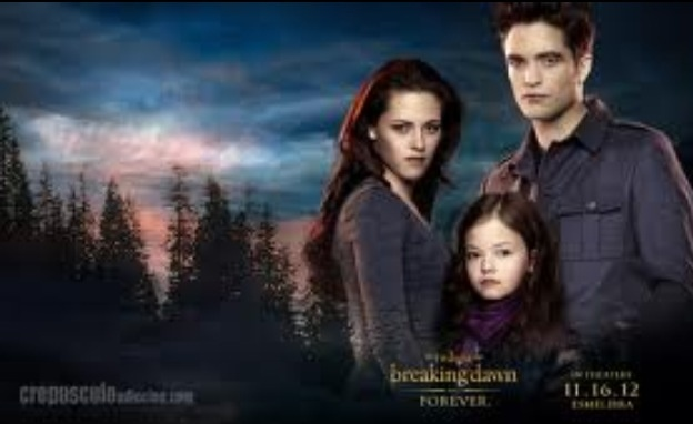 Bella,Edward,and renesmee Cullen | Twilight Renesmee ...