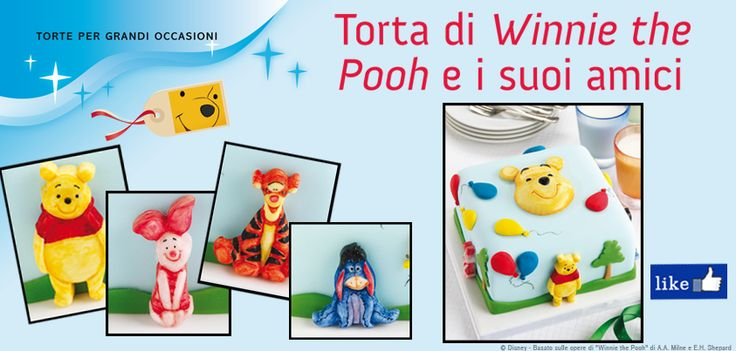 #Torta di #Winniethepooh