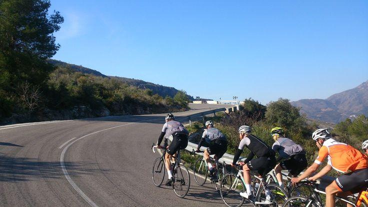 Road Cycling Training Camp 2016 Andalucia Spain Malaga Granada  #cyclingtours #cyclingholidays #bikehire #guidedcycling #andalucía #granada #spain #sierranevada #aplujarras #trainingcamps #scholarship #cycling #bike
