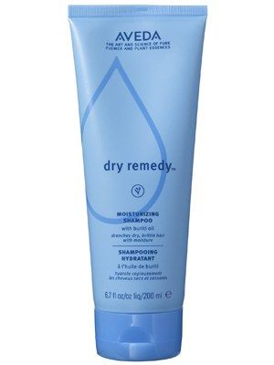 Aveda moisturizing shampoo is designed for daily use, while removing oil and dirt, this hydrates dry hair without weighing it down.