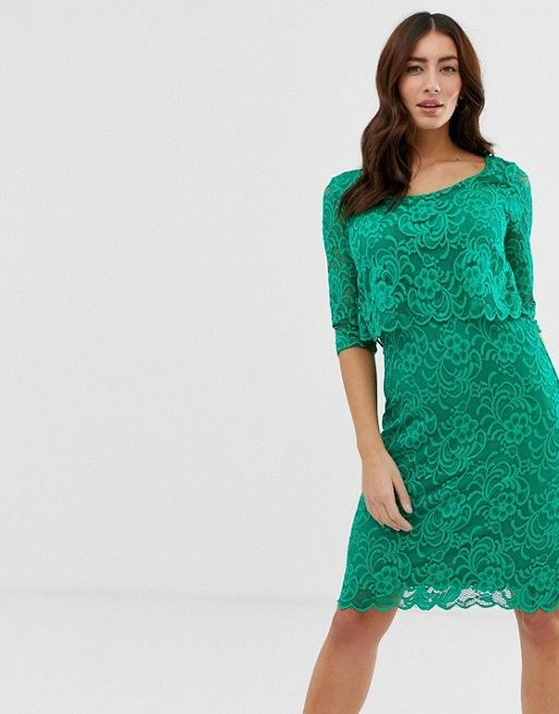 9cdccd62a04 Mamalicious lace nursing dress in 2019