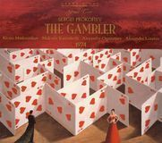 Sergei Prokofiev: The Gambler [CD]