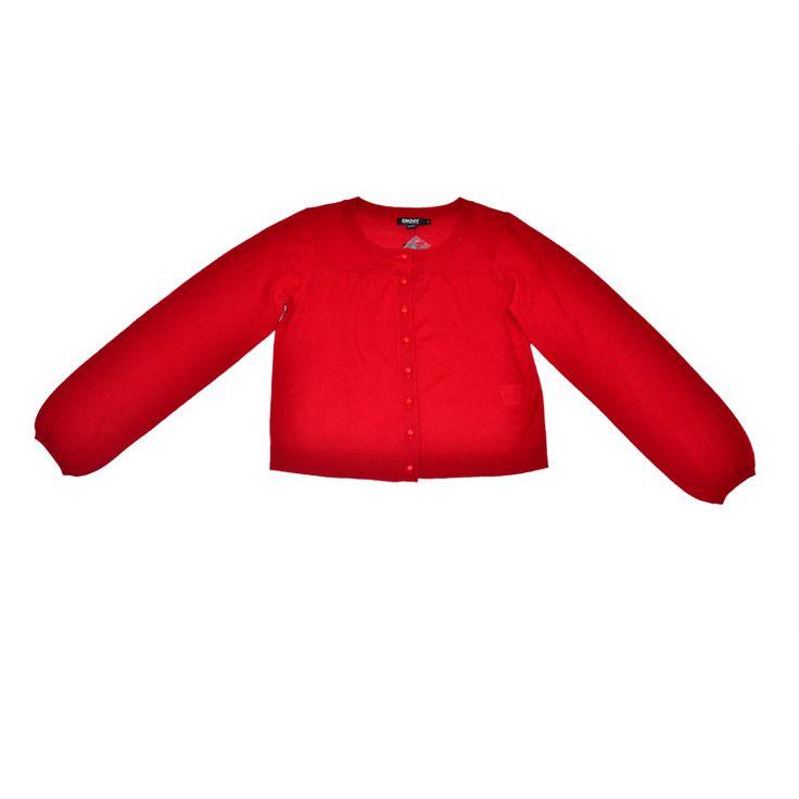 Mujer : Chaqueta de punto rojo - Abretucloset.com