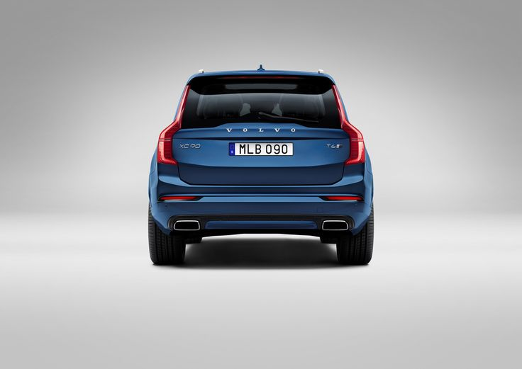 Rear Angle View Volvo XC60 and XC90 May Get Polestar Versions