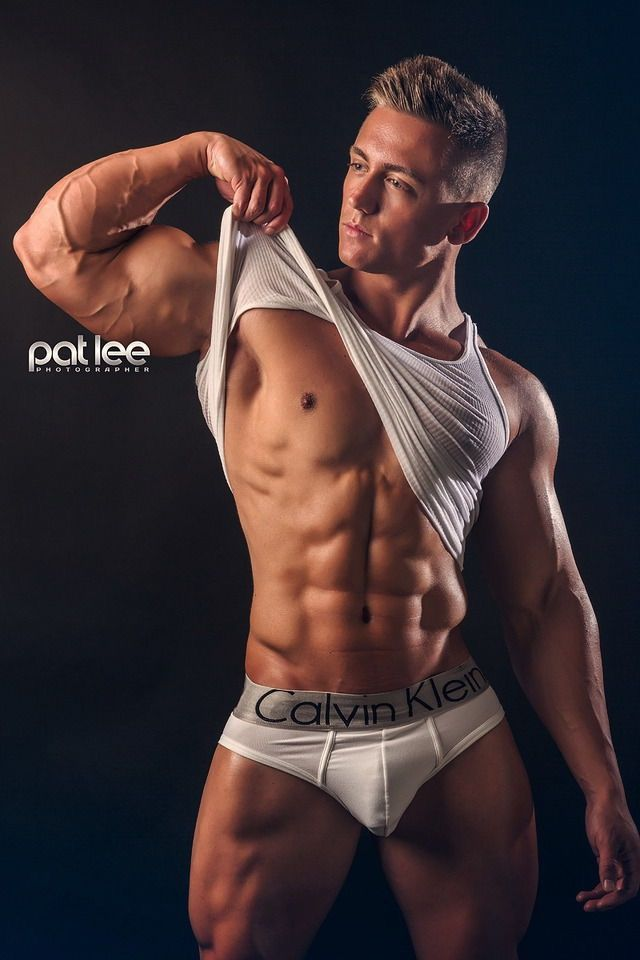 Pin by Andrew BeauChamp on Underwear & Swim | Pat lee, Sexy men, Muscle men