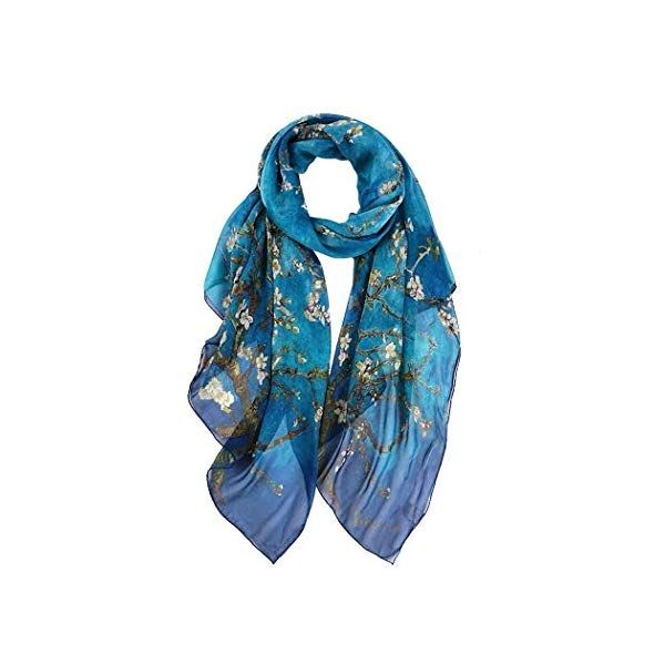 Silk Scarf Scarfs For Women 100 Silk Georgette Large Square Scarves And Wraps For Evening Dresses For Hair Buy Scarf Womens Scarves Scarf Styles