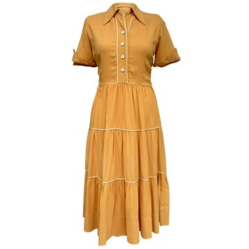 40s Tiered Tea Dress, £115, now featured on Fab.