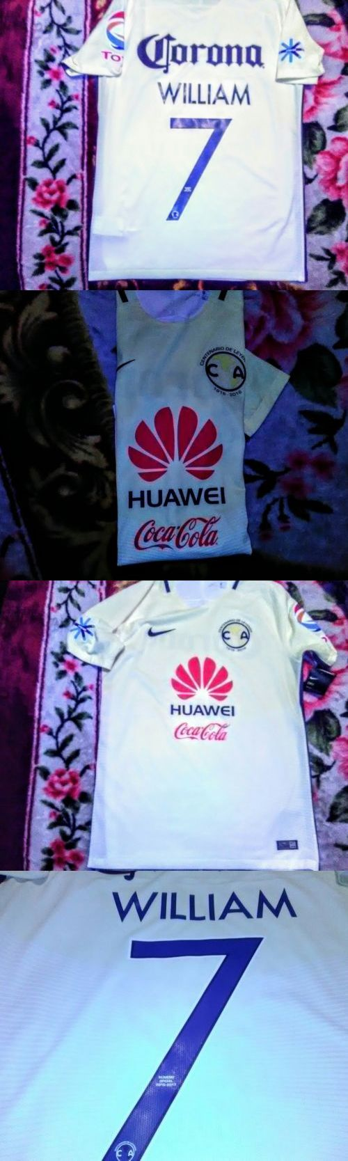 Soccer-Other 2885: Club America Mexico Jersey -> BUY IT NOW ONLY: $114 on eBay!