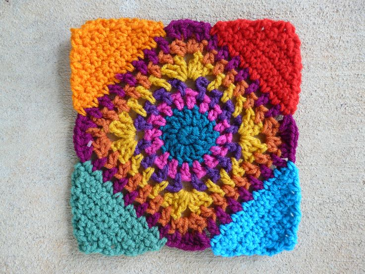 Square C-2 of the Better Homes and Gardens Granny Square Sampler. Here is  a blog post that details the efforts:  http://www.crochetbug.com/square-c-2-and-square-a-2-of-the-granny-square-sampler/