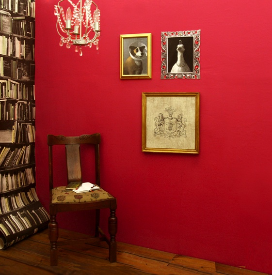 French Vintage    アメリ風の壁が作れるペイントシリーズ