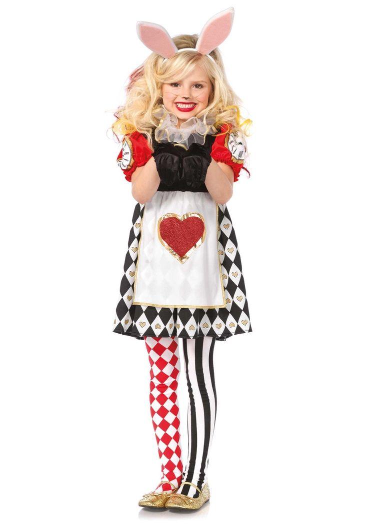 Alice in Wonderland konijn meisjes | PW Hoofs