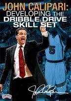 John Calipari: Developing the Dribble Drive Skill Set (DVD) by Championship Productions. $45.99. with John Calipari, University of Kentucky Head Coach; 2X Naismith National Coach of the Year (1996, 2008); Third Winningest Active NCAA Coach (.761 winning percentage); One of five coaches in NCAA Division I history to take two different schools to the No. 1 ranking  The effectiveness of the Dribble Drive Offense comes directly from the skill level of each player. Coach Calipari ...
