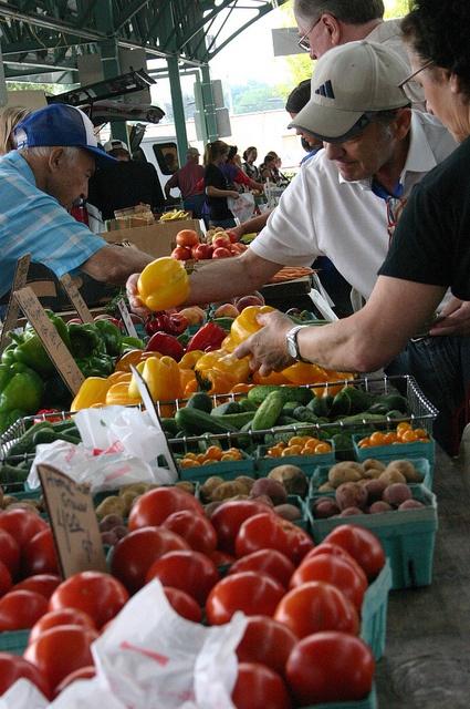 Farmers Market, Overland Park, Kansas