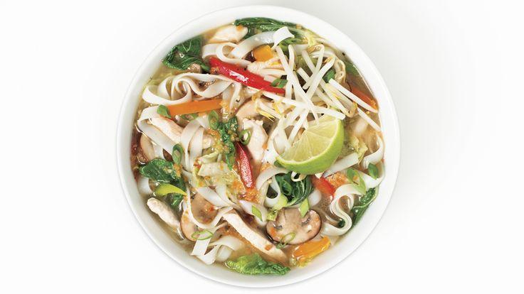 Pho Noodle Soup// epicure