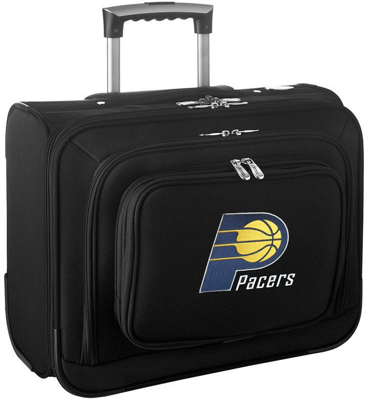Denco Sports Luggage Indiana Pacers 16-in. Laptop Wheeled Business Case