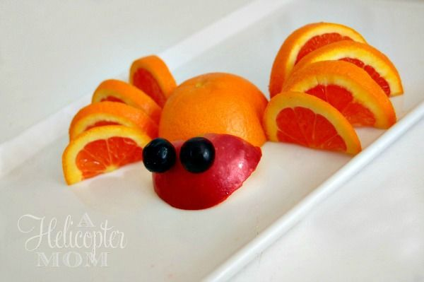 Kids Fun Fruit Creations