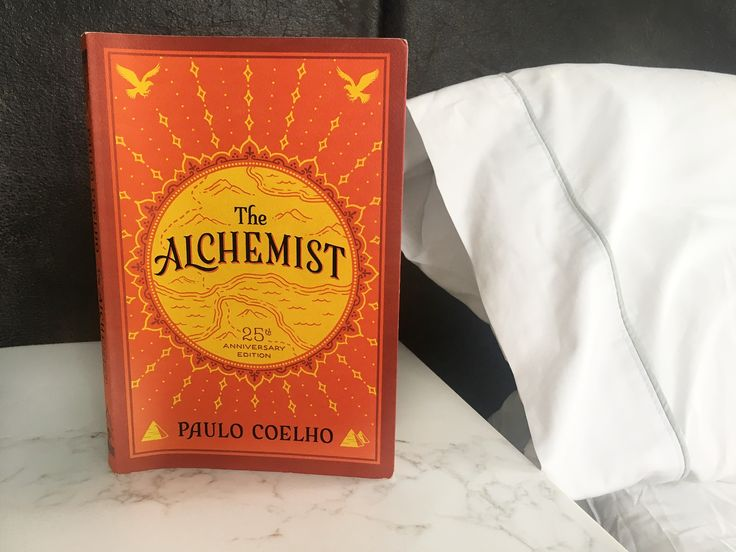 Book Review - The Alchemist
