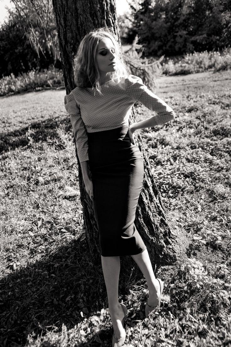 Блузка / шелк 100% Юбка / шерсть с эластаном. Blouse / 100% silk skirt / wool with elastane. Clothing for business woman